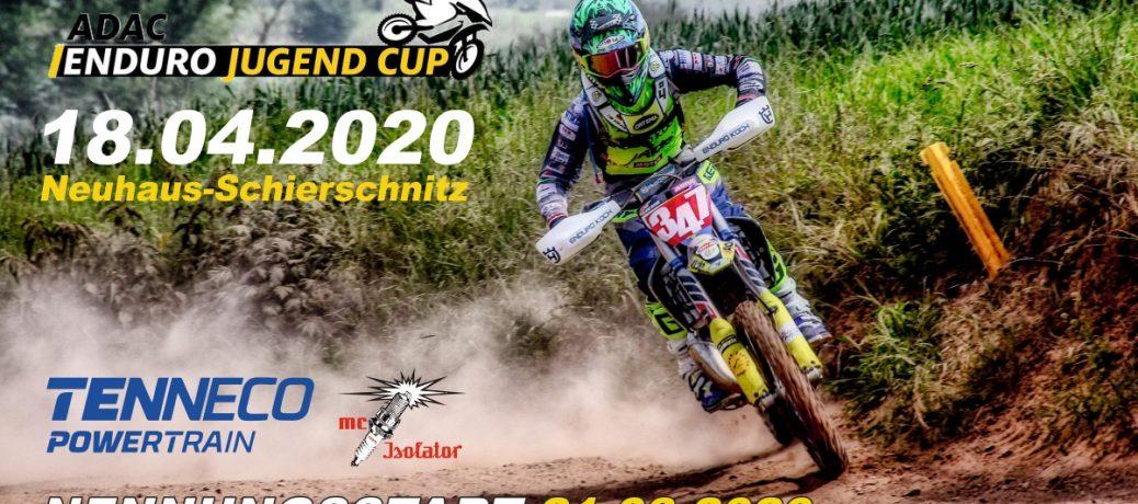 Saisonauftakt des ADAC Enduro Jugend Cup Hessen-Thüringen in Neuhaus-Schierschnitz – ABGESAGT